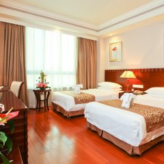 Sanya Baohong Hotel комната для гостей