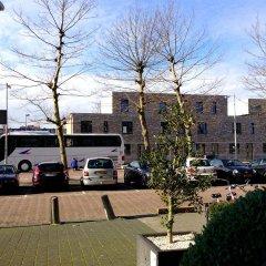 Отель New West Inn парковка