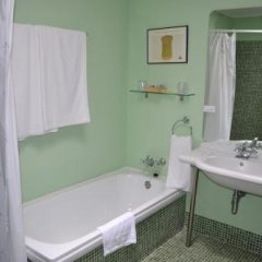 Отель Posada Real Del Pinar Посаль-де-Гальинас ванная фото 2