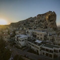 Отель Fresco Cave Suites / Cappadocia - Special Class Ургуп фото 2