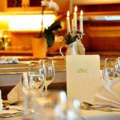 Hotel Restaurant Traube Стельвио помещение для мероприятий