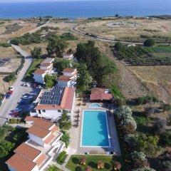 Отель Vallian Village Hotel Греция, Петалудес - отзывы, цены и фото номеров - забронировать отель Vallian Village Hotel онлайн спортивное сооружение фото 2
