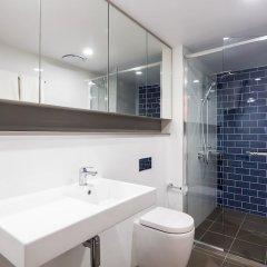 Апартаменты Baxter Street Apartments ванная