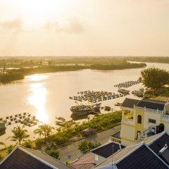 Отель Hoi An Estuary Villa Вьетнам, Хойан - отзывы, цены и фото номеров - забронировать отель Hoi An Estuary Villa онлайн приотельная территория фото 2