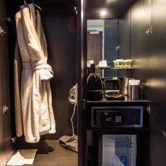 Отель DoubleTree by Hilton Hotel Amsterdam - NDSM Wharf Нидерланды, Амстердам - отзывы, цены и фото номеров - забронировать отель DoubleTree by Hilton Hotel Amsterdam - NDSM Wharf онлайн сейф в номере