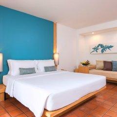 Отель Ramada by Wyndham Phuket Southsea 4* Улучшенный номер разные типы кроватей