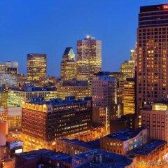 Отель Hilton Garden Inn Montreal Centre-Ville Канада, Монреаль - отзывы, цены и фото номеров - забронировать отель Hilton Garden Inn Montreal Centre-Ville онлайн городской автобус