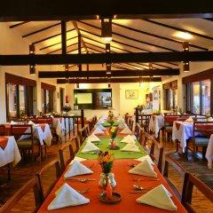 Отель Summit Hotel Непал, Лалитпур - отзывы, цены и фото номеров - забронировать отель Summit Hotel онлайн питание фото 2