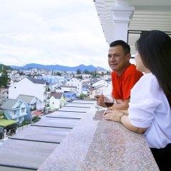Minh Chien Hotel Далат помещение для мероприятий фото 2
