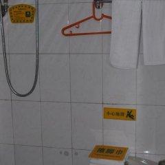 Отель Hejia Inn Beijing Anwai ванная фото 2