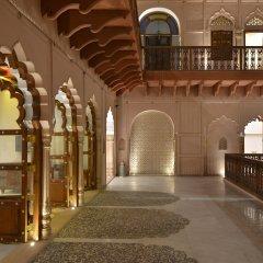 Отель WelcomHeritage Haveli Dharampura спа