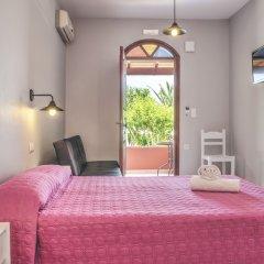 Отель The Palm Garden Греция, Корфу - отзывы, цены и фото номеров - забронировать отель The Palm Garden онлайн комната для гостей фото 2
