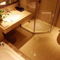 Отель Xiamen Wanjia Yunding Hotel Китай, Сямынь - отзывы, цены и фото номеров - забронировать отель Xiamen Wanjia Yunding Hotel онлайн ванная