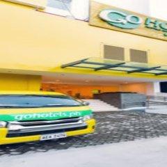 Отель Go Hotels Manila Airport Road городской автобус