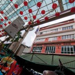 Soho City Hotel балкон