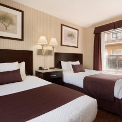 Отель Days Inn - Vancouver Metro Канада, Ванкувер - отзывы, цены и фото номеров - забронировать отель Days Inn - Vancouver Metro онлайн комната для гостей фото 2