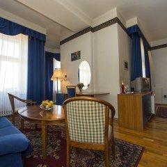 Отель Grand Hotel Aranybika Венгрия, Дебрецен - 8 отзывов об отеле, цены и фото номеров - забронировать отель Grand Hotel Aranybika онлайн комната для гостей