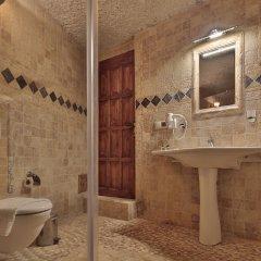 Shoestring Cave House Турция, Гёреме - отзывы, цены и фото номеров - забронировать отель Shoestring Cave House онлайн ванная фото 2