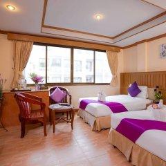 Отель Bangkok Residence комната для гостей фото 5