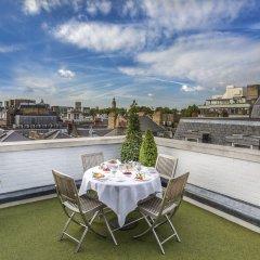 Отель The Stafford London балкон