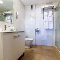 Отель Apartamentos Don Carlos Испания, Сантандер - отзывы, цены и фото номеров - забронировать отель Apartamentos Don Carlos онлайн ванная фото 2