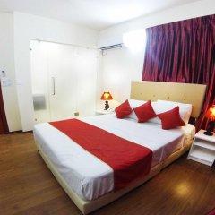 Отель Hiyala Inn Мальдивы, Мале - отзывы, цены и фото номеров - забронировать отель Hiyala Inn онлайн комната для гостей фото 2