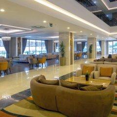 Side Sungate Hotel & Spa - All Inclusive интерьер отеля фото 3