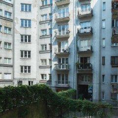 Апартаменты P&O Apartments Tamka 3 Варшава балкон