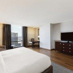 Отель Hilton Mexico City Santa Fe Мексика, Мехико - отзывы, цены и фото номеров - забронировать отель Hilton Mexico City Santa Fe онлайн удобства в номере