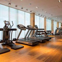 Отель Park Hyatt Zurich фитнесс-зал