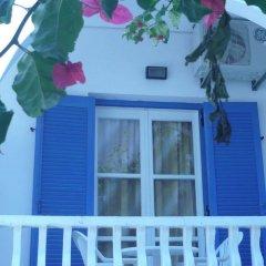 Отель Villa Kamari Star балкон