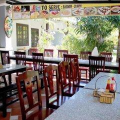 Отель Hoang Nga Guest House питание