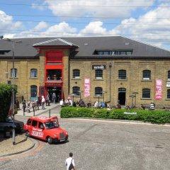 Отель Fox Apartments Великобритания, Лондон - 5 отзывов об отеле, цены и фото номеров - забронировать отель Fox Apartments онлайн парковка