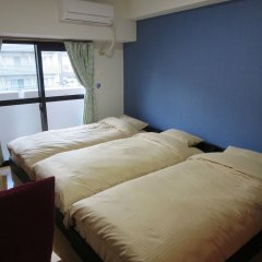Отель Comfort CUBE PHOENIX S KITATENJIN Порт Хаката комната для гостей фото 3