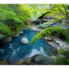 Отель Kurokawa-So Япония, Минамиогуни - отзывы, цены и фото номеров - забронировать отель Kurokawa-So онлайн бассейн