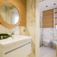 Отель Metropol Ceccarini Suite Риччоне ванная фото 2