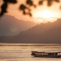 Отель Burasari Heritage Luang Prabang пляж