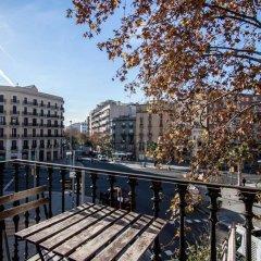 Отель Barcelona Cosy Rooms балкон