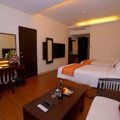 Отель Best Western Resort Kuta комната для гостей фото 3