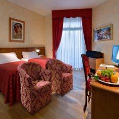 Отель Terme Augustus Италия, Монтегротто-Терме - отзывы, цены и фото номеров - забронировать отель Terme Augustus онлайн комната для гостей фото 4