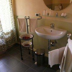 Отель Agriturismo La Riccardina Будрио ванная