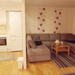 Апартаменты Siddis Apartment Ставангер комната для гостей
