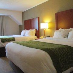 Отель Comfort Inn Dartmouth комната для гостей фото 5