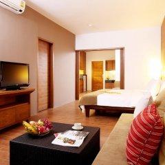 Отель Kamala Beach Resort a Sunprime Resort 4* Полулюкс с различными типами кроватей фото 2