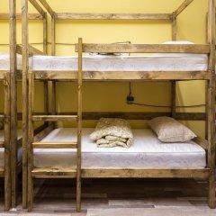 Hostel Author комната для гостей