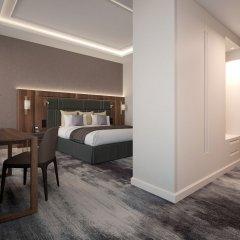 Гостиница Лотте комната для гостей фото 2