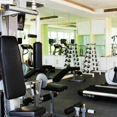 Отель Furamaxclusive Asoke Бангкок фитнесс-зал фото 4