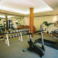 Woodlands Hotel & Resort Паттайя фитнесс-зал фото 2