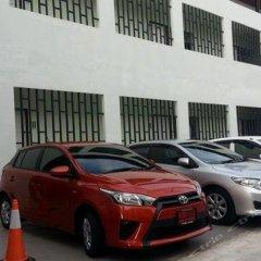 Отель KimLung Airport House парковка