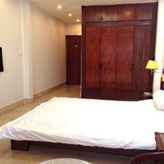 Отель Vung Tau Blue Coast Serviced Apartment Вьетнам, Вунгтау - отзывы, цены и фото номеров - забронировать отель Vung Tau Blue Coast Serviced Apartment онлайн комната для гостей фото 5